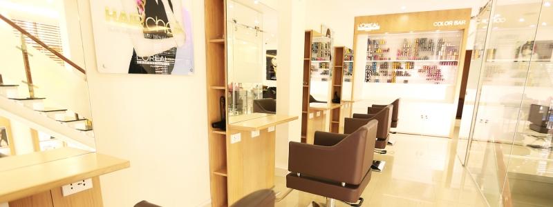 Không gian J - First Tokyo Hair Salon