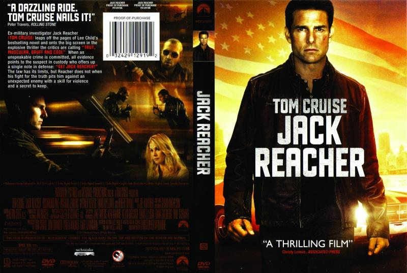 Jack Reacher mở màn không mấy thành công - Nguồn: Sưu tầm