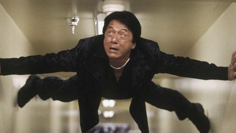 Jackie Chan (Thành Long).