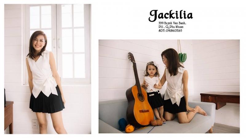 Shop đồ đôi cho mẹ và bé Jackilia