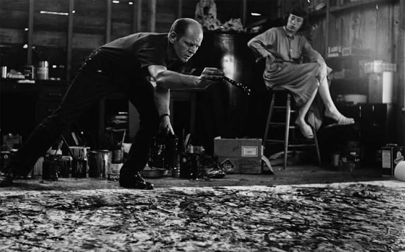 Danh họa Jackson Pollock