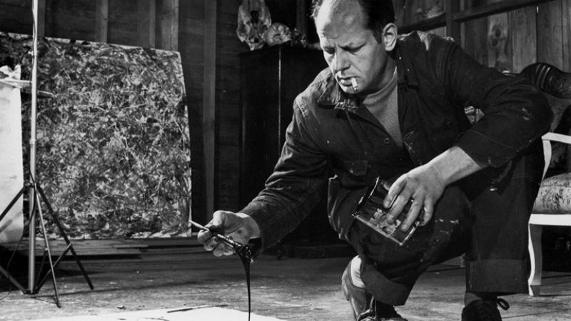 Jackson Pollock (1912 – 1956)