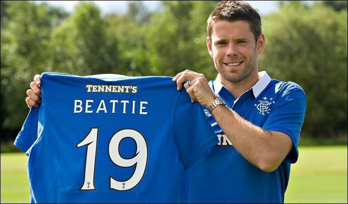 James Beattie đã thi đấu rất hay ở Southampton