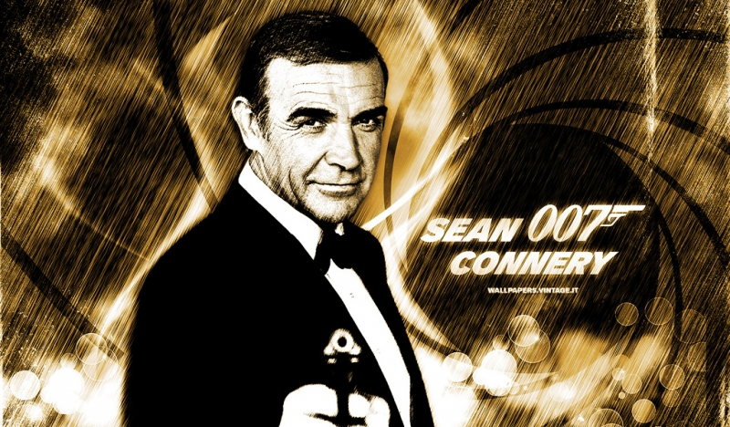 Nhân vật James Bond do Sean Connery thủ vai
