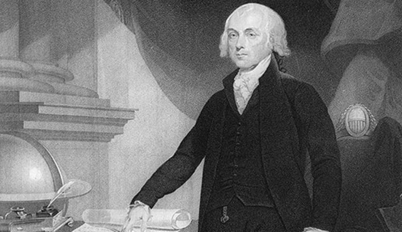 Cha đẻ của bản Hiến pháp Hoa Kỳ