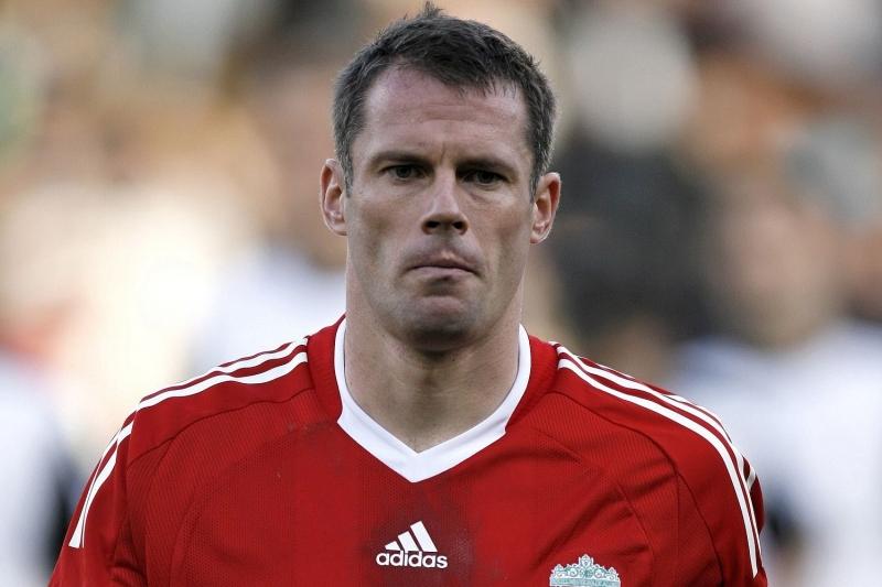 Jamie Carragher - Liverpool