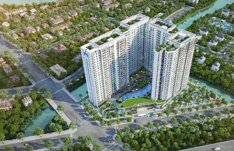 Tổng quan về dự án Jamila Khang Điền