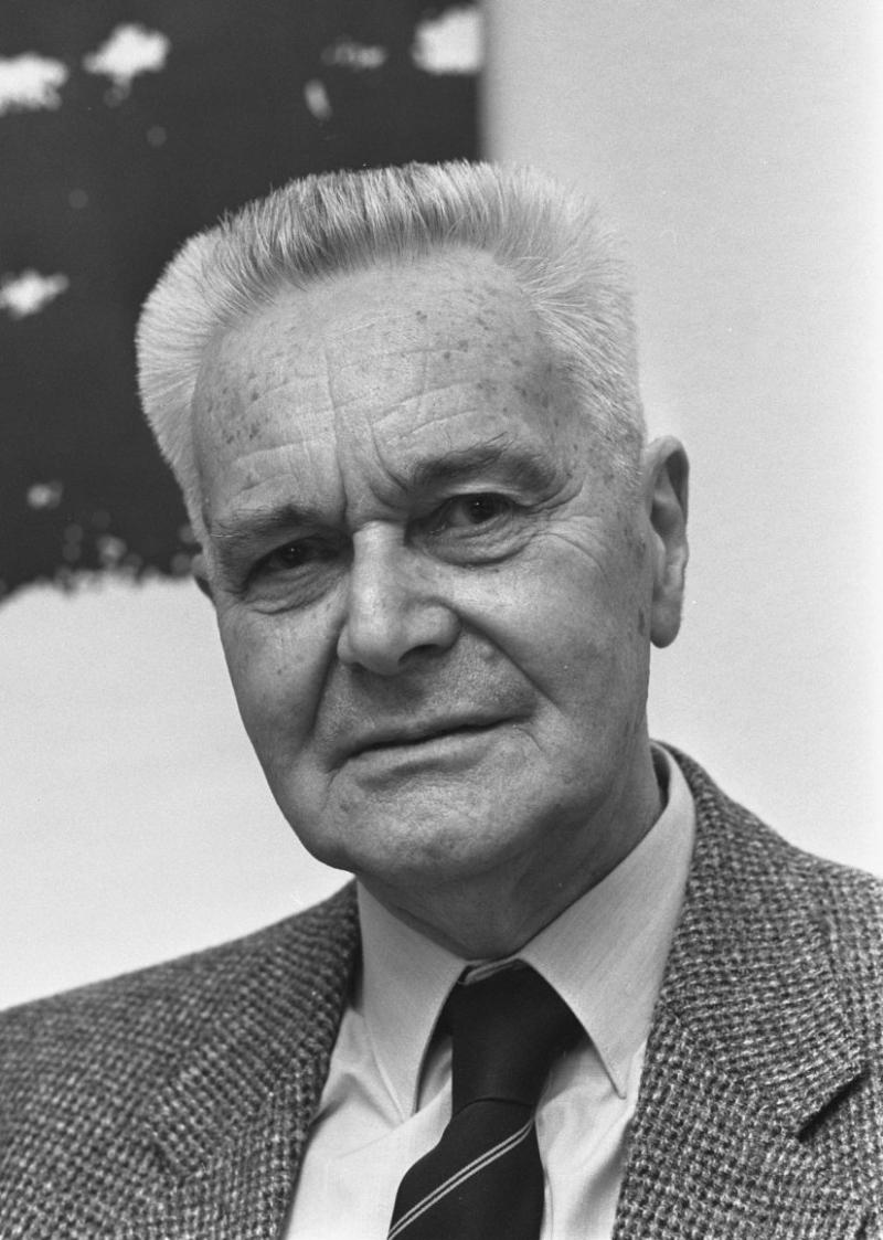 Jan Tinbergen (1903 – 1994)