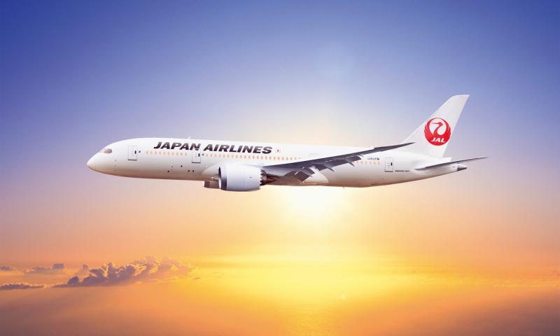Japan Airlines, Nhật Bản