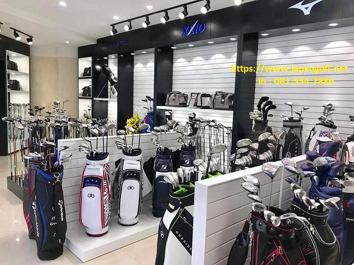 Top 11 địa chỉ bán gậy golf uy tín, chất lượng nhất tại Hà Nội