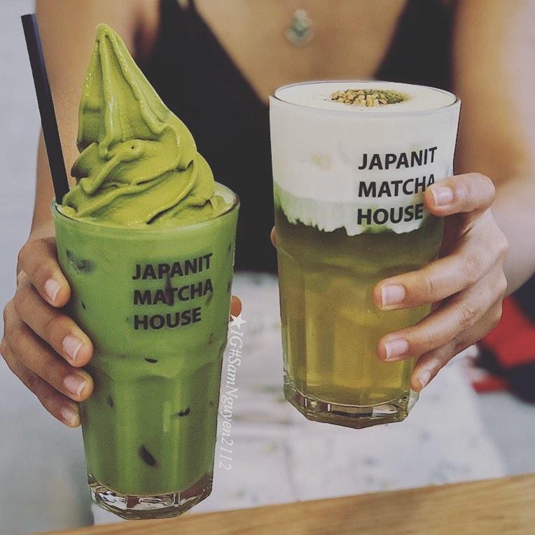 Hương vị trà xanh thơm ngon vô cùng
