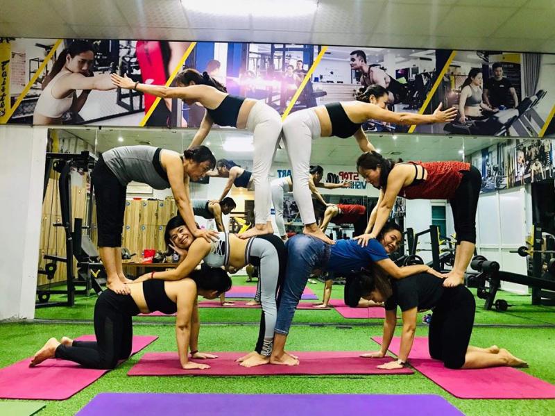 Jasmine Yoga & Fitness