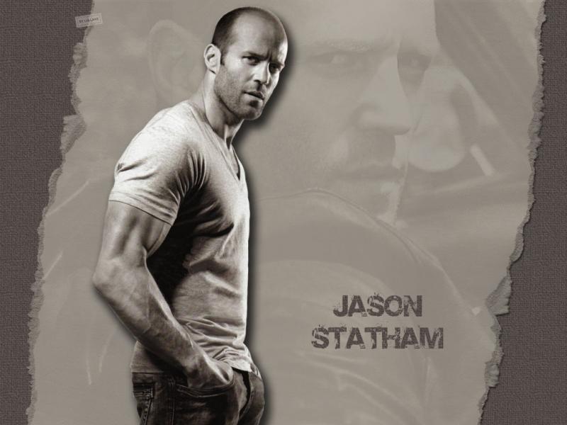 Ngôi sao võ thuật hàng đầu thế giới Jason Statham