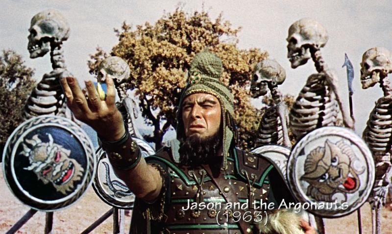 Jason And The Golden Fleece (1963) đạo diễn: Don Chaffey