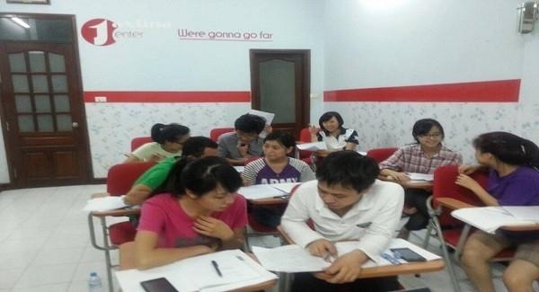 Lớp học của Trung tâm