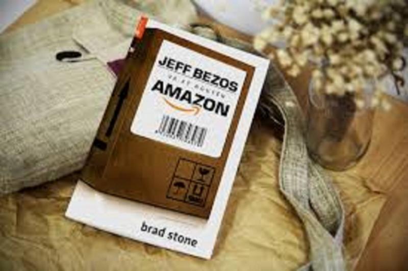 Bìa sách Jeff Bezos Và Kỷ Nguyên Amazon