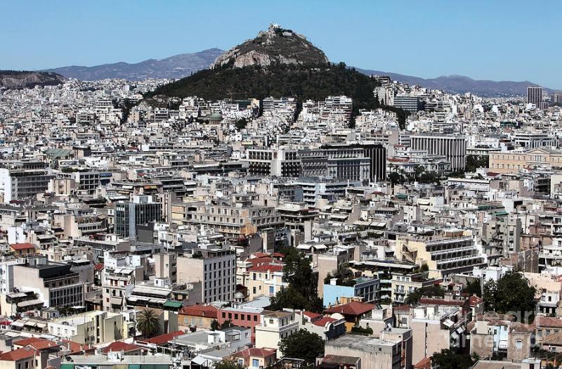 Thành phố cổ Athens, Hy Lạp