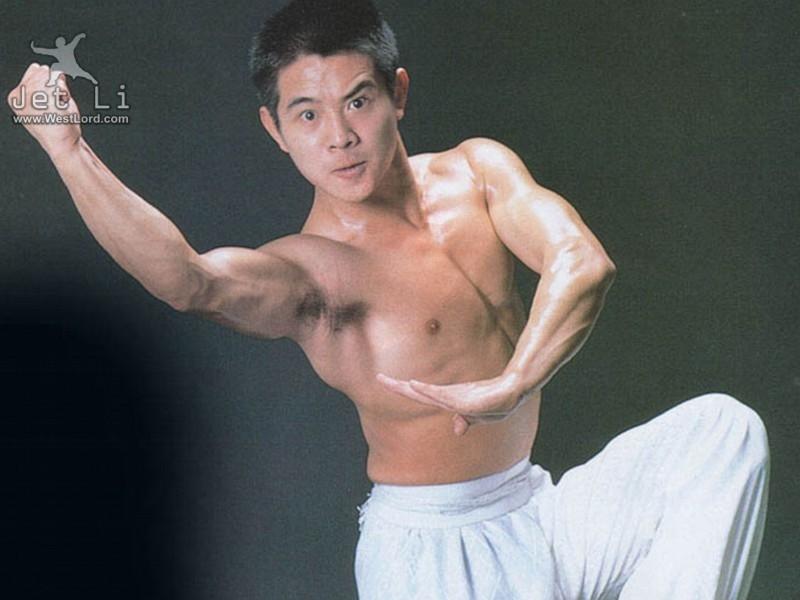 Jet Li (Lý Liên Kiệt) là một trong những ngôi sao võ thuật hàng đầu trên thế giới