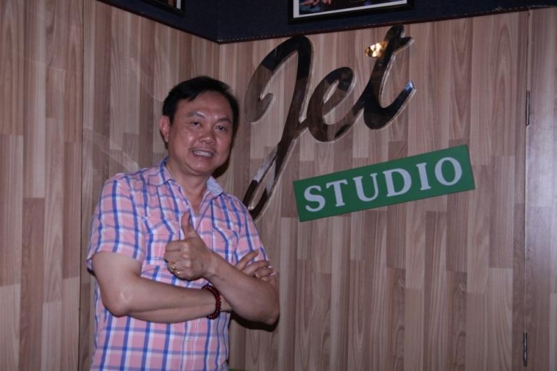 Jet Studio thu hút rất nhiều nghệ sĩ nổi tiếng.