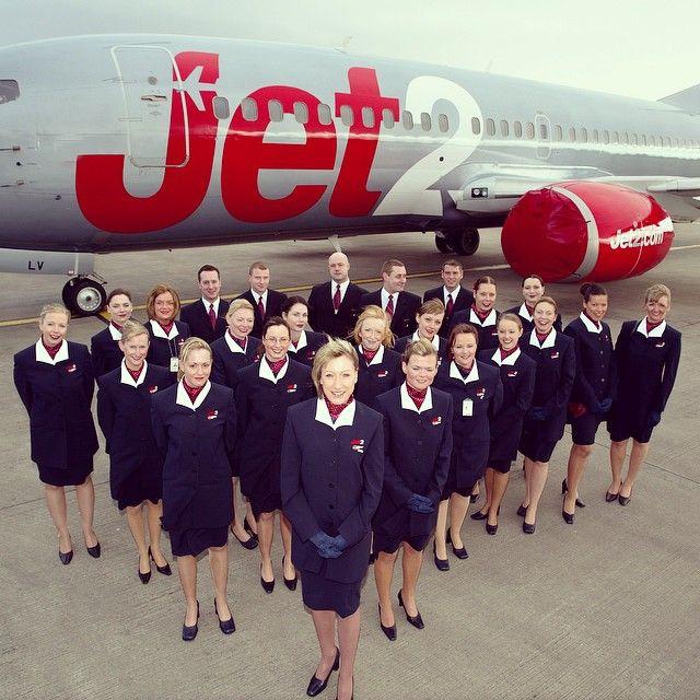 Tiếp viên Jet2