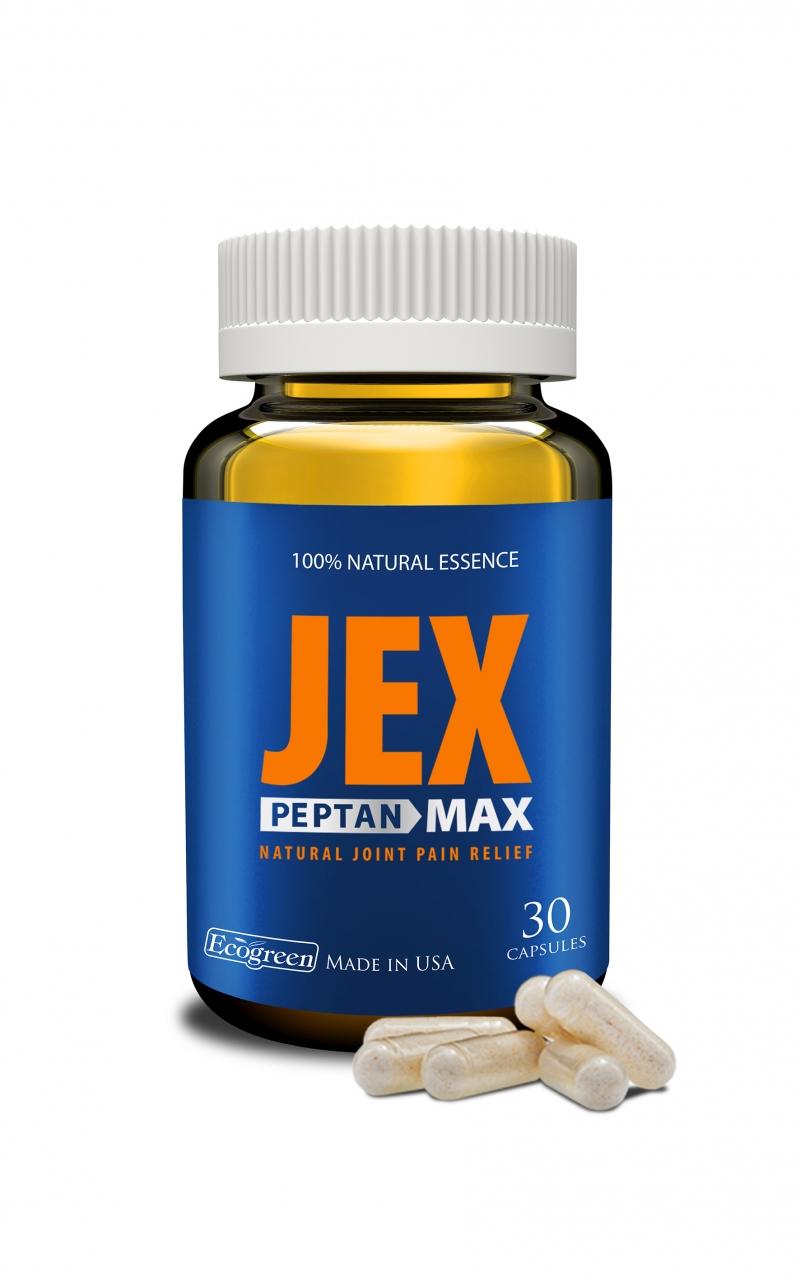 JEX Max hỗ trợ điều trị xương khớp hiệu quả