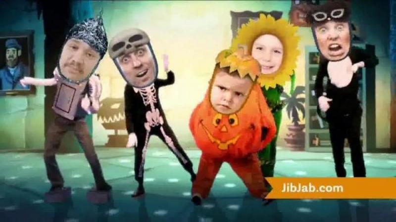 Jibjab tạo nên những bức ảnh gif hài hước và vui nhộn