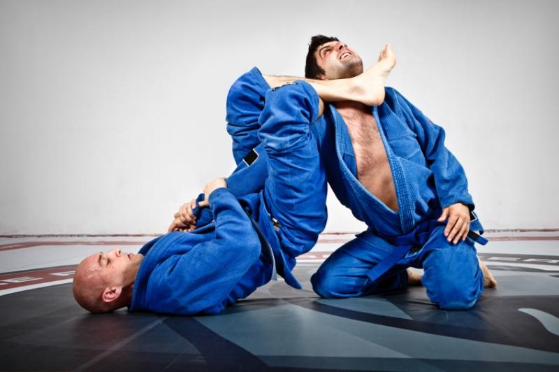 Jiu Jitsu là môn võ tốt nhất để tự vệ