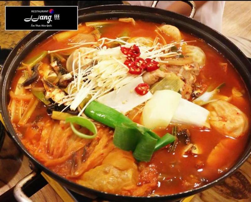 Ẩm Thực Hàn Quốc JJang