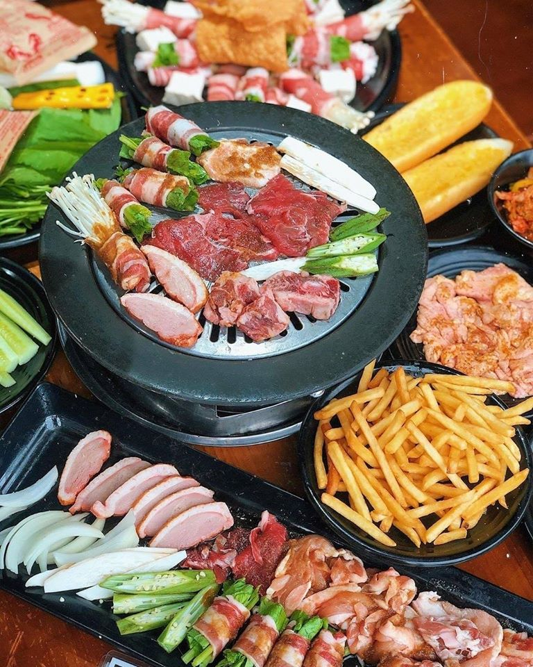 Jlegu Korean BBQ