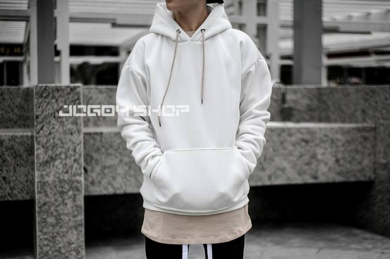 Vô vàn các mẫu hoodie