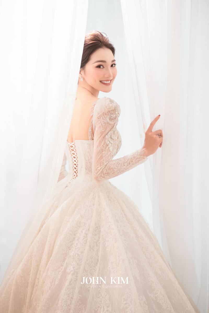 John Kim Wedding