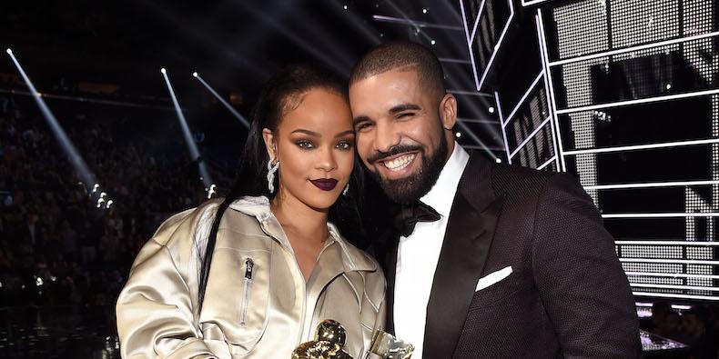 Rapper Drake