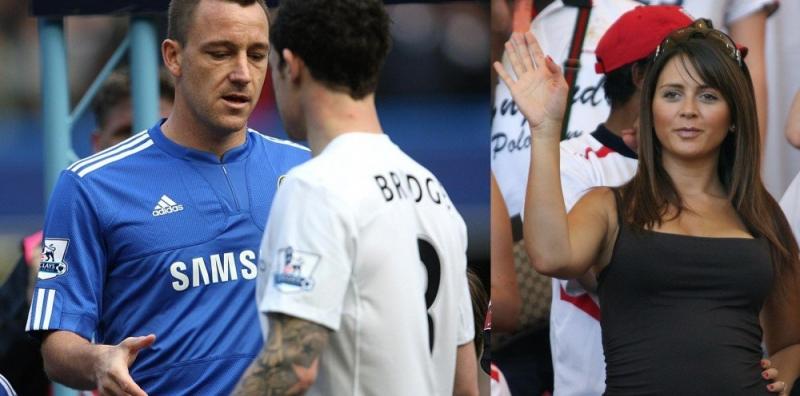 Con số 14 lần tòm tem vợ bạn của John Terry đã đánh mất hoàn toàn hình tượng về một người đội trưởng mẫu mực của các cổ động viên Chelsea