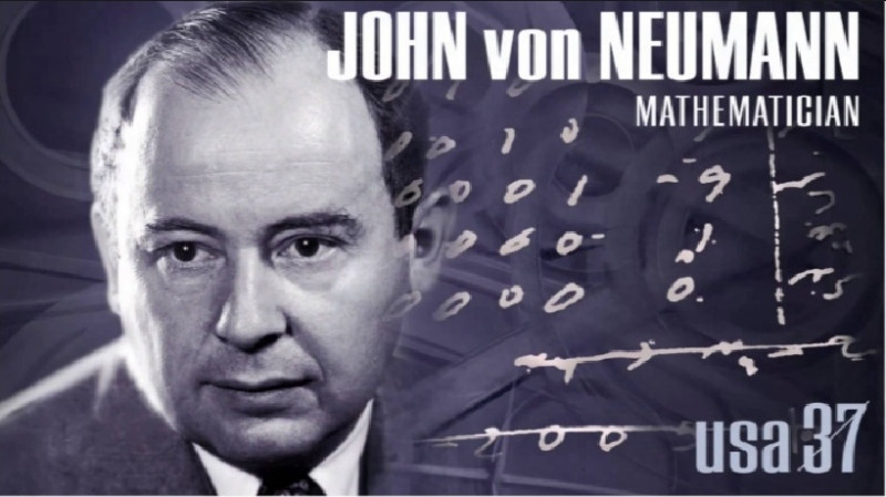Hình ảnh John Von Neumann