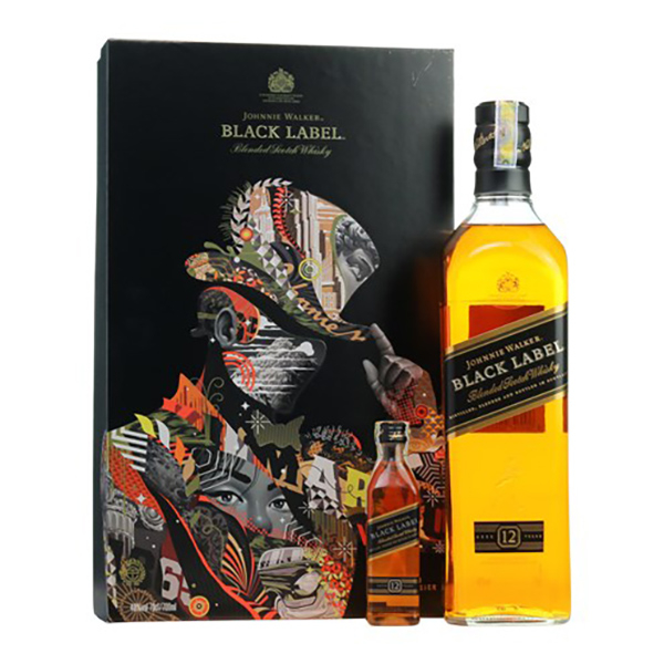 Rượu Johnnie Walker Fold Label