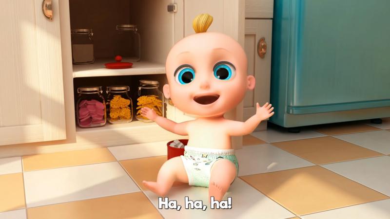 Johny Johny Yes Papa - LooLoo Kids