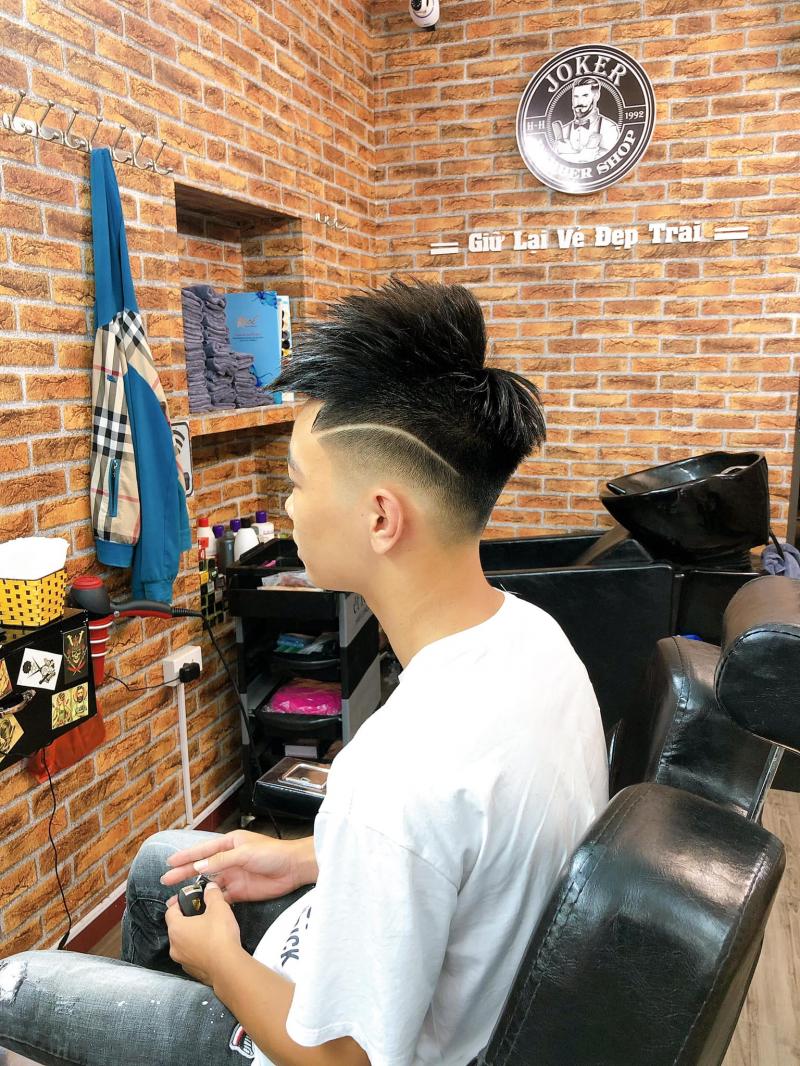Joker Barber Shop - Tóc Nam Chuyên Nghiệp