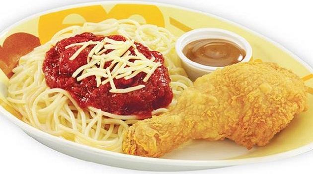 Mì Ý và gà rán của Jollibee là lựa chọn vô cùng quen thuộc của những ai yêu thích thức ăn nhanh