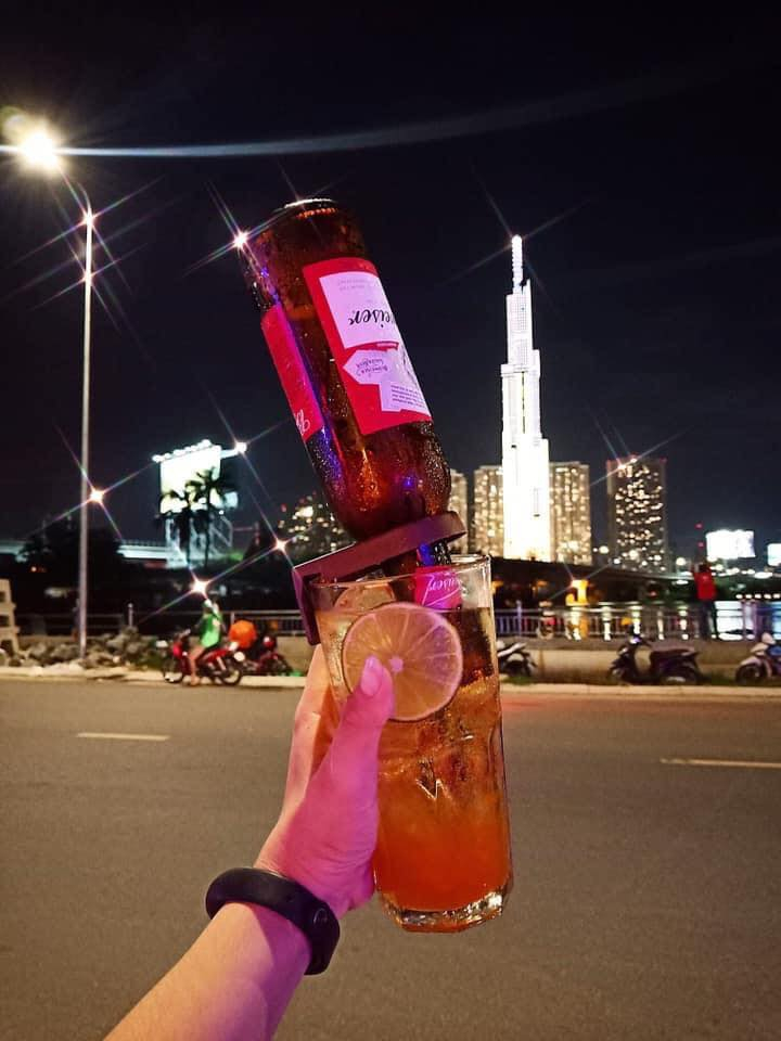 Jolly - Bia Úp Ngược