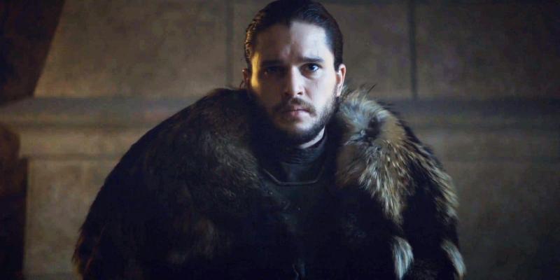 Jon Snow - Game of Thrones mùa 6