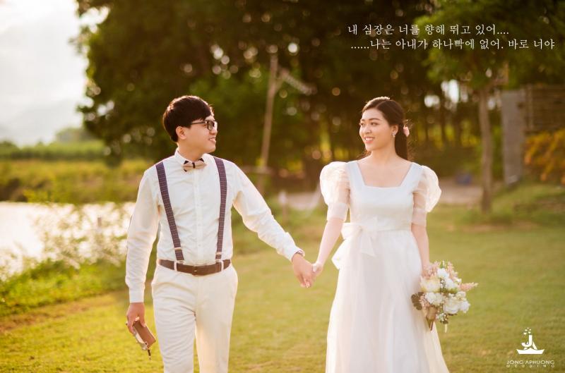 Jong APhuong Wedding