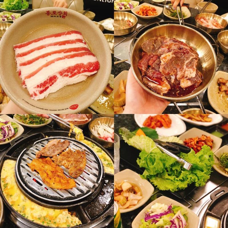 Jongro BBQ Đà Nẵng