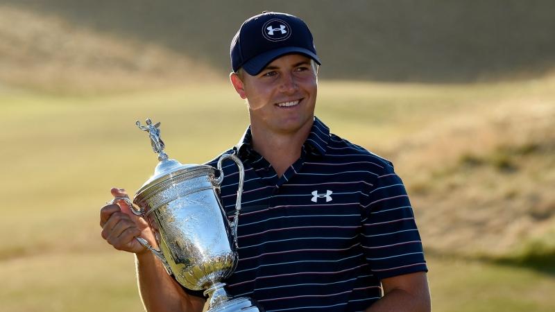Jordan Spieth, golf: 52,8 triệu USD