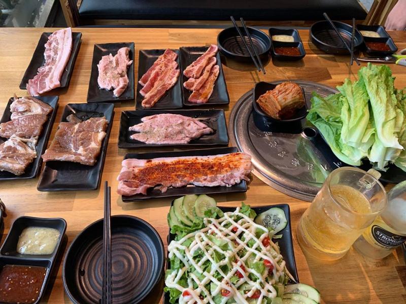 Joseon BBQ Buffet