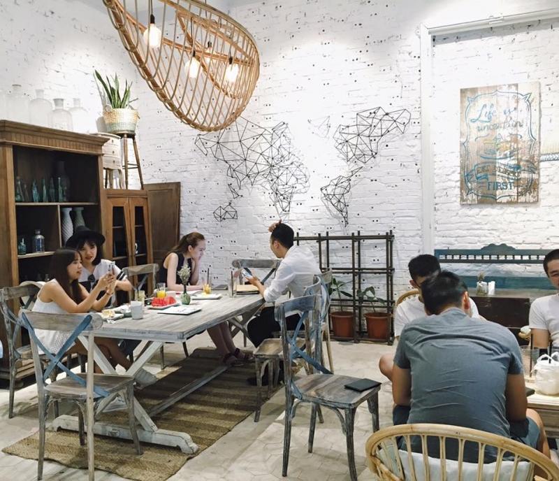 Jouri Dessert & Tea - Khúc Hạo