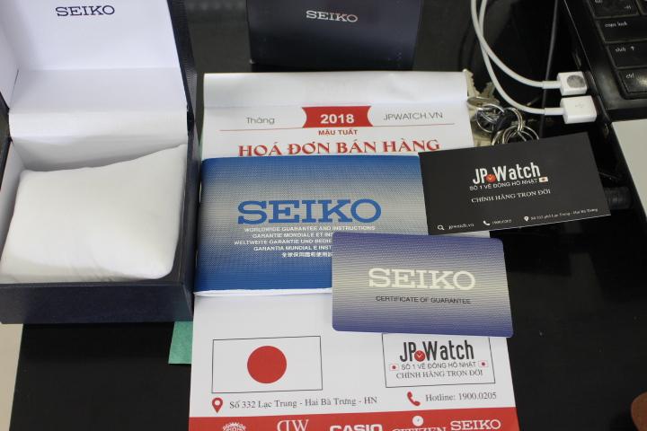 Mua đồng hồ Seiko tại JPWatch