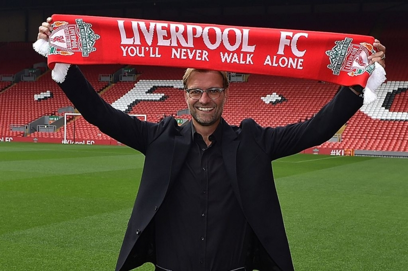HLV Juergen Klopp của CLB Liverpool