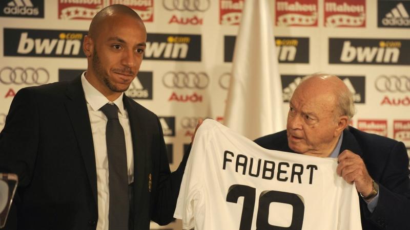 Faubert chuyển đến Real trong sự ngờ vực