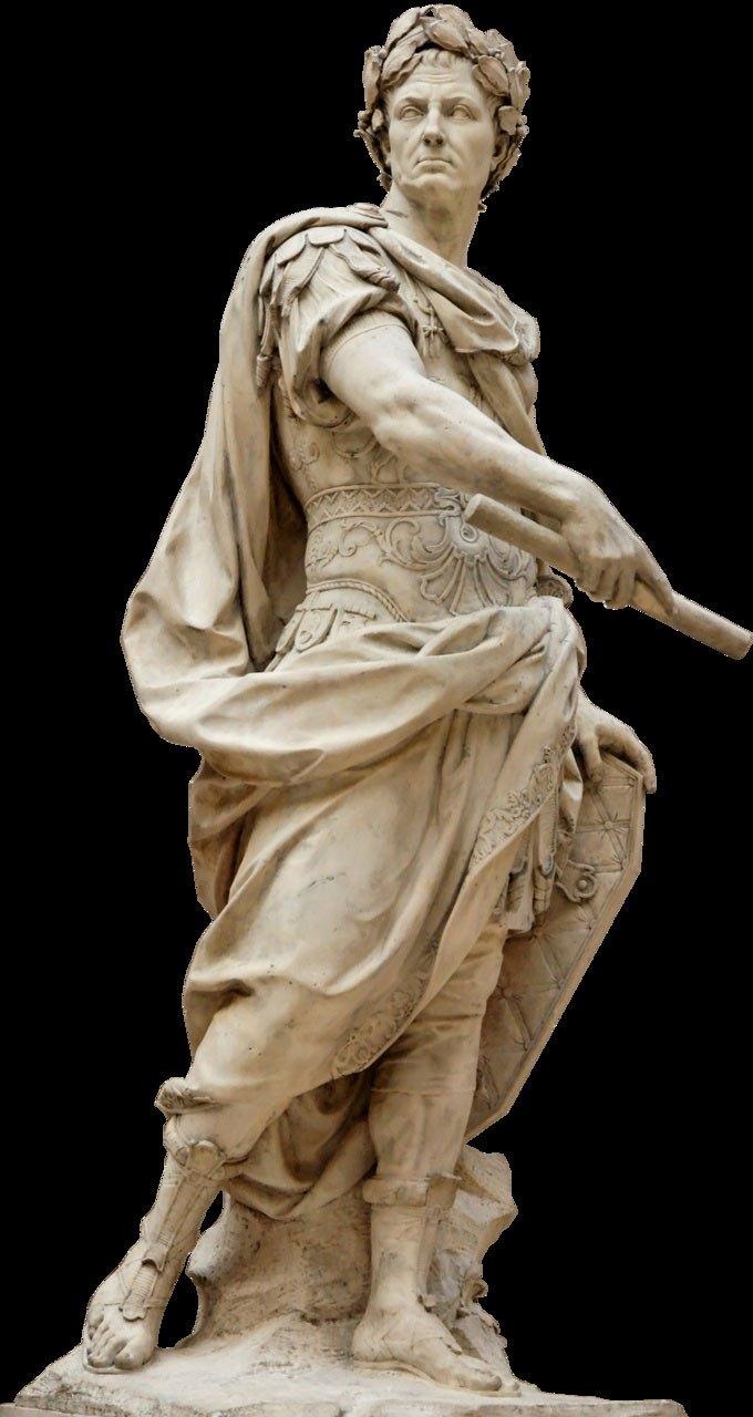 Julius Cesar (100 - 44)