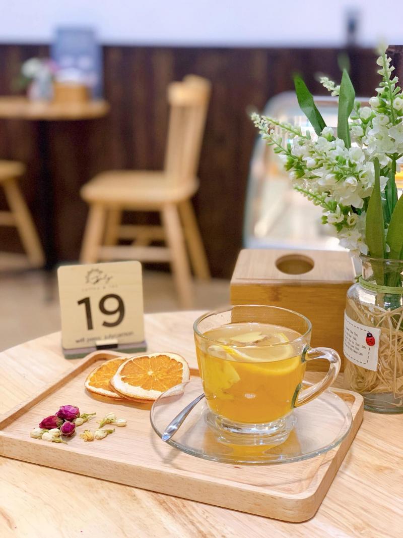 July Coffee & Tea
